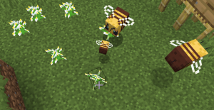 How to breed bees in Minecraft