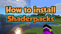 How to install shaderpacks thumbnail