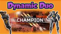 Dynamic Duo Thumbnail PNG