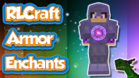 Best Armor Enchantments in RLCraft – Thumbnail v2