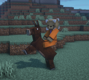 How to tame a horse in Minecraft
