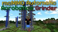 mcMMO automatic acro grinder