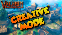 Valheim How To Use Creative Mode – Thumbnail