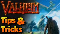 Valheim Tips and Tricks – thumbnail